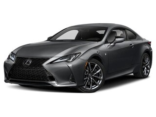 New 2020 LEXUS RC 300 F SPORT Coupe for sale in Tulsa, OK