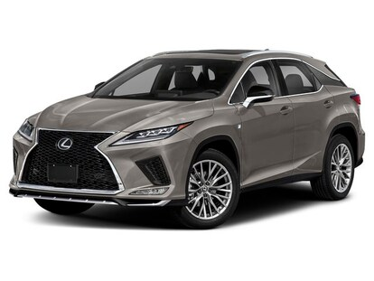 New 2020 Lexus Rx 350 F Sport Performance For Sale At Reliable Lexus Vin 2t2yzmda2lc224783