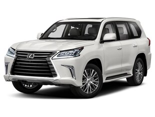 2020 LEXUS LX 570 Three-Row SUV