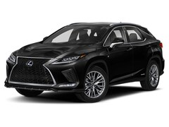 2020 LEXUS RX 450h F Sport Performance RX 450h F SPORT Performance RX 450h F SPORT Performance AWD