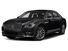 2020 Lincoln Continental Livery Sedan