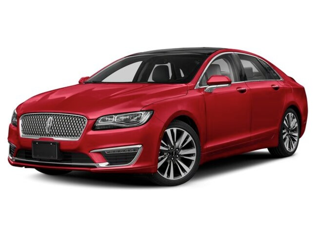 New 2020 Lincoln MKZ Reserve Sedan For Sale Lease Sherman, TX