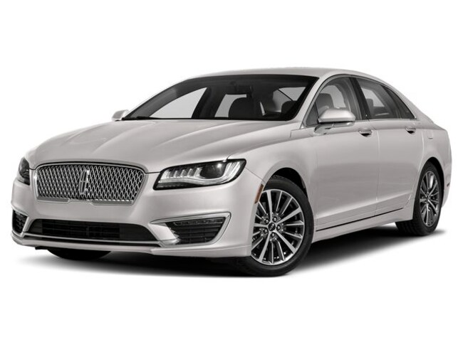 New 2020 Lincoln MKZ Hybrid Reserve Sedan Oxnard