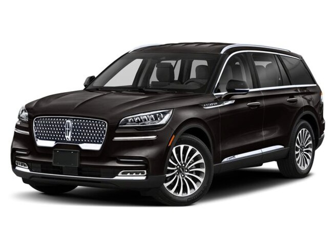 2020 Lincoln Aviator Signature Wagon