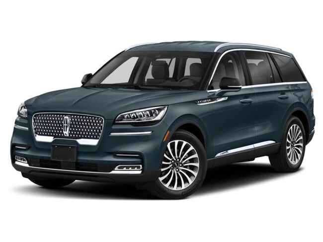 New 2020 Lincoln Aviator Reserve SUV Near Denver