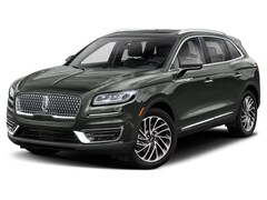 New 2020 Lincoln Nautilus Reserve AWD SUV Grand Forks, ND