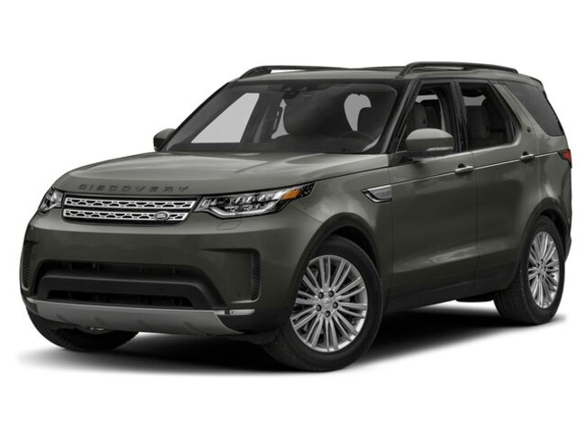 New 2020 Land Rover Discovery HSE SUV For Sale Near Boston Massachusetts