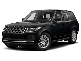 New Lincoln for sale 2020 Land Rover Range Rover HSE SUV in El Paso, TX