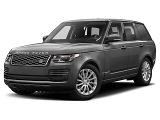New 2020 Land Rover Range Rover HSE SUV for sale in Grand Rapids