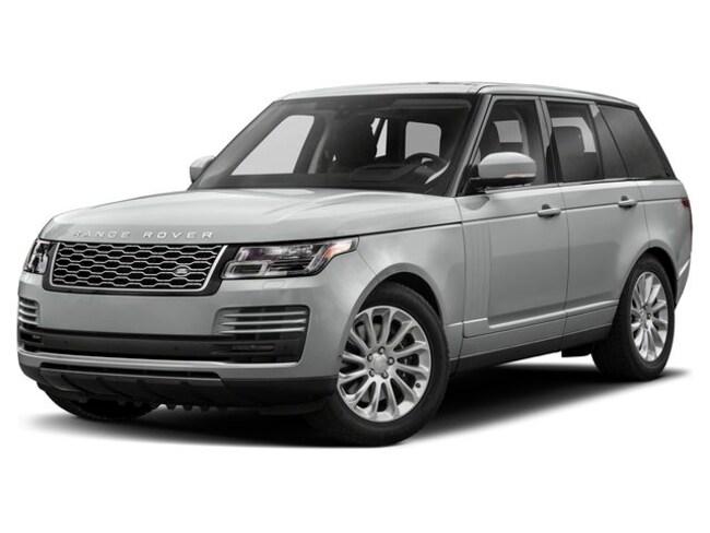 2020 Land Rover Range Rover HSE Sport Utility