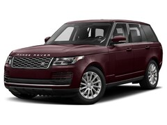 New 2020 Land Rover Range Rover P525 HSE SUV for sale in Houston, TX