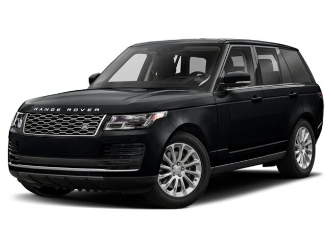 2020 Land Rover Range Rover Autobiography