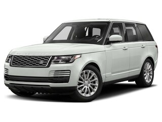 2020 Land Rover Range Rover HSE AWD Supercharged LWB  SUV