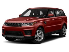New 2020 Land Rover Range Rover Sport HSE SUV in Knoxville, TN