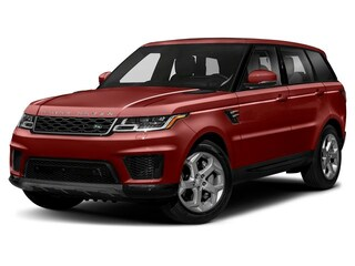 New Lincoln for sale 2020 Land Rover Range Rover Sport HSE SUV in El Paso, TX