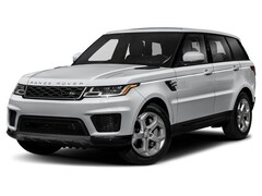 2020 Land Rover Range Rover Sport HSE RR SPORT P360 P400 MHEV