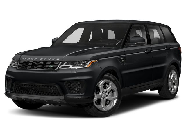 2020 Land Rover Range Rover Sport AWD HSE Td6 SUV
