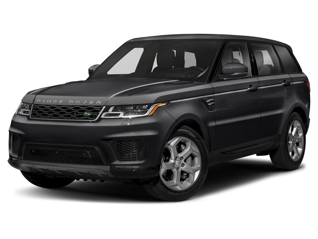 2020 Land Rover Range Rover Sport Td6 Diesel HSE
