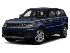 New 2020 Land Rover Range Rover Sport HSE SALWR2RK8LA880730 for sale in Scarborough, ME