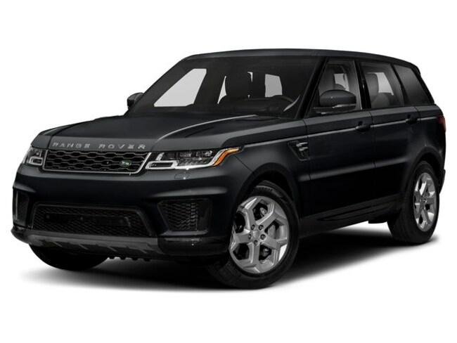 New 2020 Land Rover Range Rover Sport HSE Dynamic SUV in Farmington Hills, MI