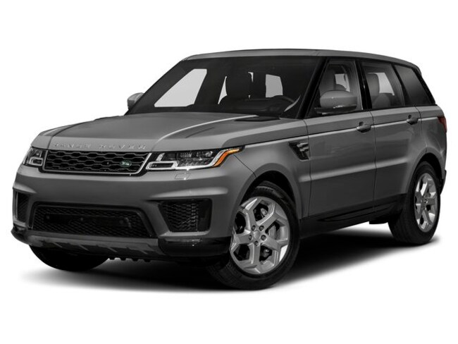 New 2020 Land Rover Range Rover Sport HSE Dynamic SUV for sale in the Chicago area