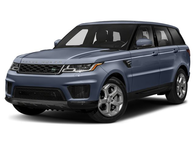 2020 Land Rover Range Rover Sport V8 Supercharged Autobiography