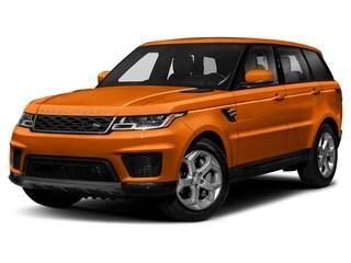 New 2020 Land Rover Range Rover Sport SVR in Bedford, NH