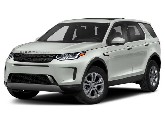 2020 Land Rover Discovery Sport Standard Standard 4WD