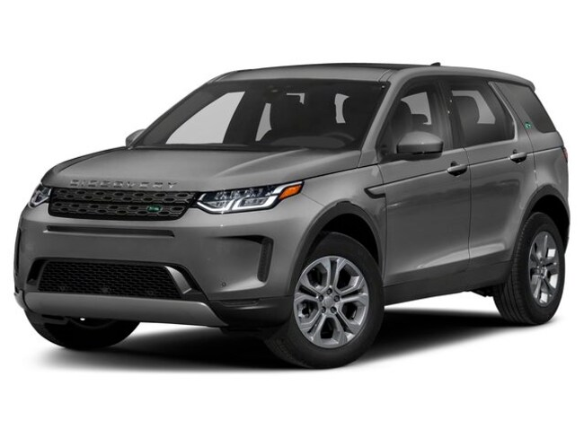2020 Land Rover Discovery Sport S S 4WD