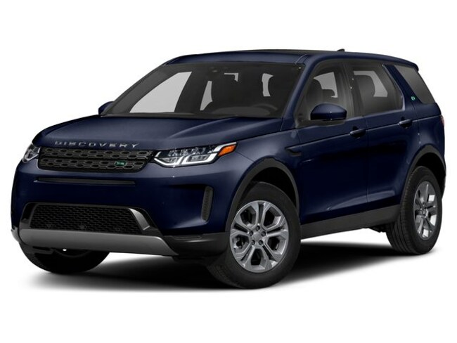 New 2020 Land Rover Discovery Sport S SUV in Cerritos CA