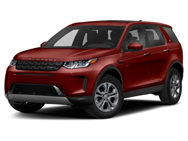 New 2020 Land Rover Discovery Sport R-Dynamic S SUV in Cerritos CA