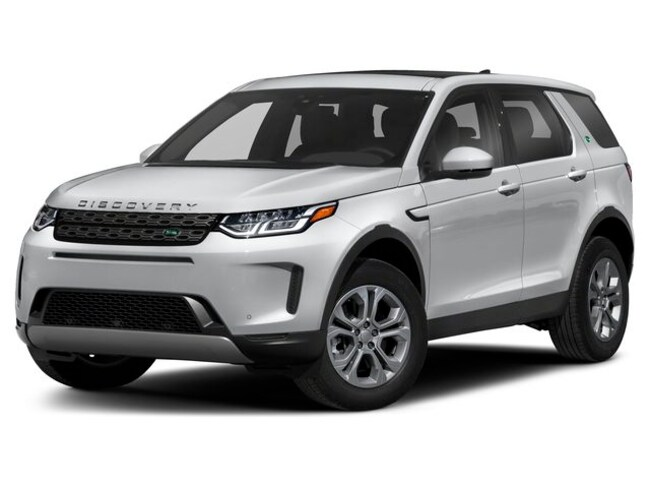 New 2020 Land Rover Discovery Sport R-Dynamic S SUV in Troy, MI