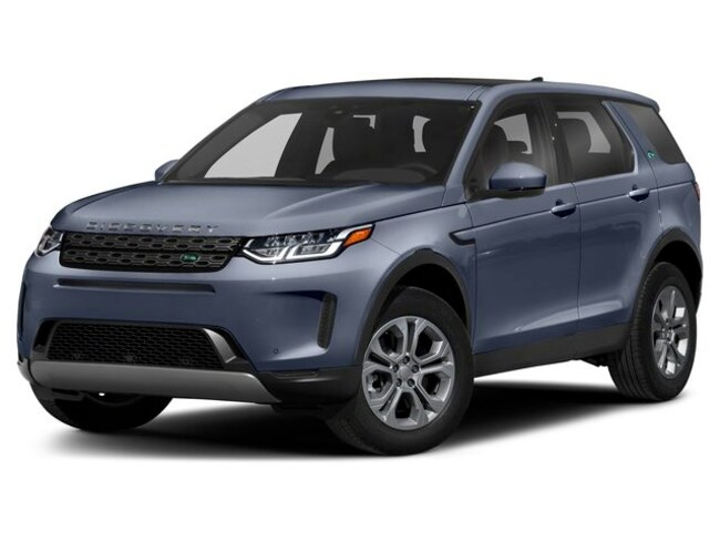 New 2020 Land Rover Discovery Sport SE R-Dynamic SUV for sale in North Houston