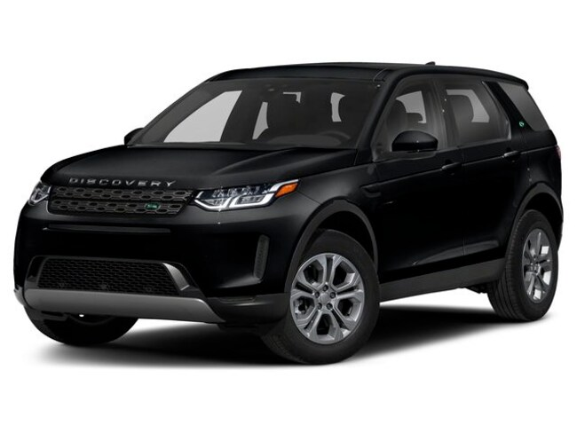 New 2020 Land Rover Discovery Sport R-Dynamic HSE SUV in Troy, MI