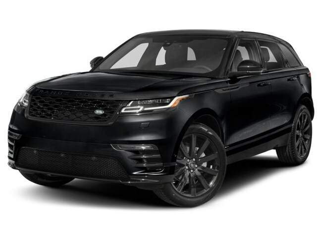 New 2020 Land Rover Range Rover Velar S SUV for sale in the Chicago area