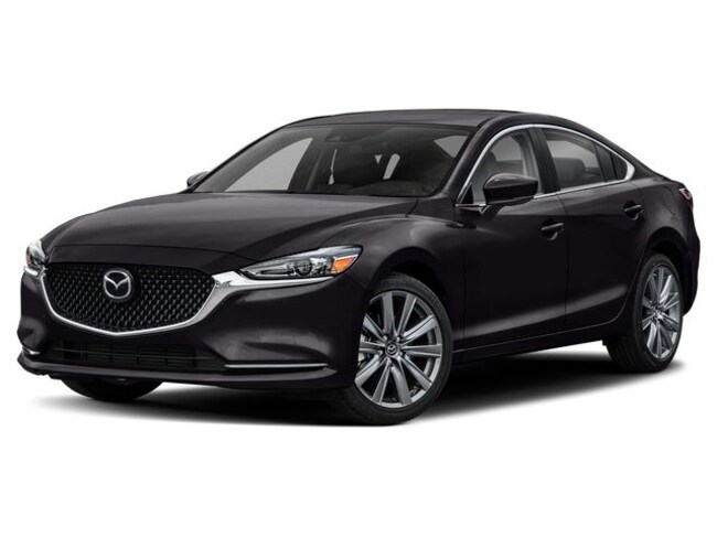 2020 Mazda Mazda6 Grand Touring Sedan