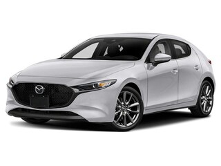 2020 Mazda Mazda3 Preferred Hatchback