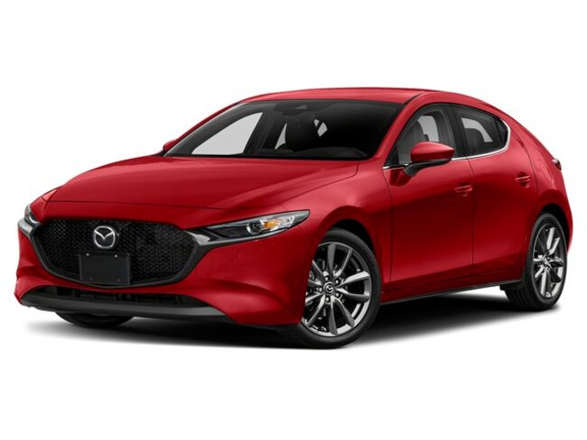 2020 Mazda Mazda3 Preferred Package Hatchback for sale in Hyannis, MA at Premier Mazda