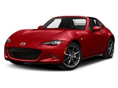 New 2020 Mazda Mazda MX-5 Miata RF Grand Touring Convertible in Jacksonville, FL