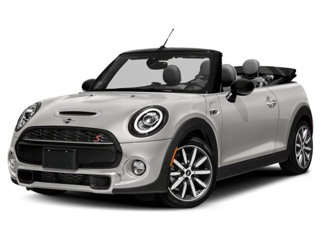 2020 MINI Cooper Base Convertible