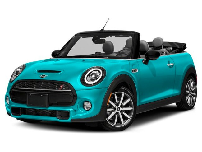 New 2020 MINI Convertible Cooper Convertible in Charleston