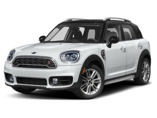 2020 MINI Countryman Cooper S ALL4 Sport Utility