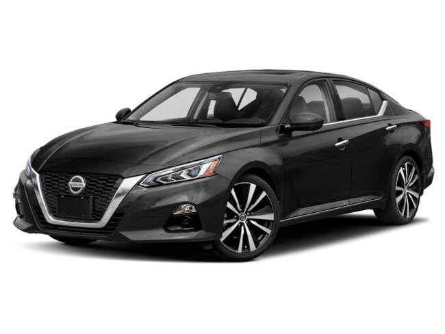 2020 Nissan Altima 2.5 SL Sedan