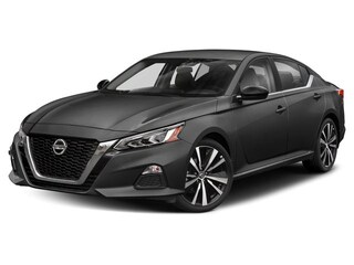 New 2020 Nissan Altima 2.0 SR Sedan For Sale Meridian MS