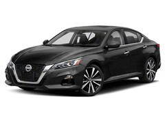 2020 Nissan Altima 2.0 Platinum Sedan sedan