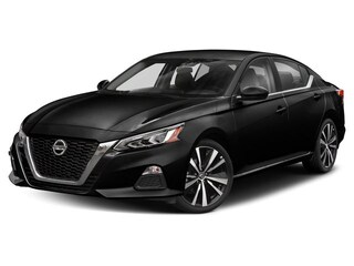 2020 Nissan Altima 2.5 SR Sedan