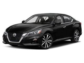 New 2020 Nissan Altima 2.5 SL Sedan Westborough