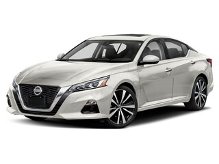 New 2020 Nissan Altima 2.5 SL Sedan Eugene, OR