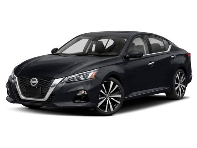 New 2020 Nissan Altima 2.5 Platinum 2.5 Platinum AWD Sedan for sale near you in Centennial, CO