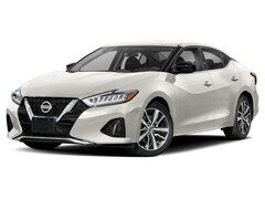 New 2020 Nissan Maxima 3.5 SV Sedan 1N4AA6CVXLC371378 in Totowa